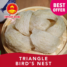 [SPECIAL BUY] Emperor Brand Triangle Bird Nest Promotion!!/ Redemption at Outlets Available!!