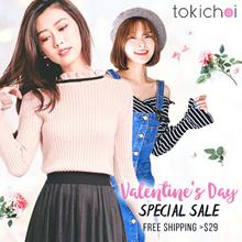 TOKICHOI - Valentines Day Sale!