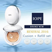 [IOPE] ★Final Clearance Sale★ Air Cushion +Free Refill / Natural Glow / Matte / Intense / Moisture