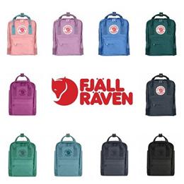 [Kanken] 29 Color mini backpack collection / Qprime /fjallraven kanken