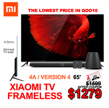 OFF $20 Coupon ❤super sales  Xiaomi TV frameless 55 /65 inches 1 year warranty