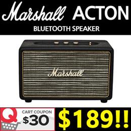 🔥 SUPER SALE - MAKE $199!! 🔥 Marshall Acton Wireless Bluetooth Speaker/ Stockwell /Kilburn
