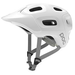 POC Trabec MLG Hydrogen White Helmets