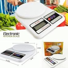 ELECTRONIC KITCHEN SCALE | Timbangan Dapur SF-400 10kg Digital Elektronik Kitchen Scale Digital