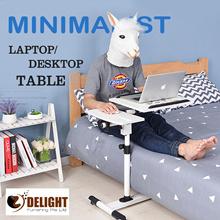 New arrival sales/ Instocks Ready/Laptop Table/Computer Desk/Height Adjustable Foldable /Bed desk