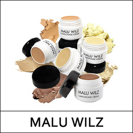 [MALU WILZ] ★ Limited Sale ★ Camouflage Cream [Waterproof concealer] 6g