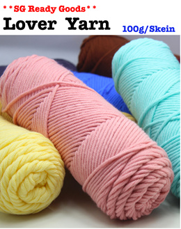 [LOVER YARN][SG READY GOODS] ★ Lover Yarn ★ ★ No Minimum Order. ★ ★ NET PRICE