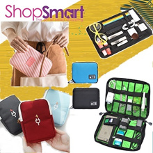 *Many Type of Gadget Pouch*Korean Charger Pouch|Gadget Pouch|Light weight MultiPurpose Pouch