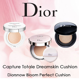 Dior Cushion/Foundation/Concealer/Radiance Pen Refill/Testers
