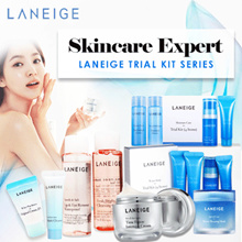 LANEIGE Trial Kit Collection (Water | Time Freeze Sleeping Mask | Moisture | White Dew | Renew)