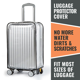 Attack On Titan Suitcase Protector Travel Luggage Cover Fit