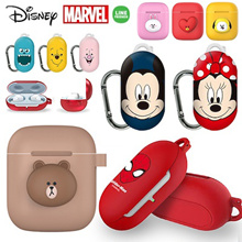 ★Authentic★ Samsung Galaxy Buds Case / Airpods Case Cover Earphone / Disney / Marvel / Color