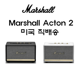 Marshall Acton 2 Bluetooth Speaker