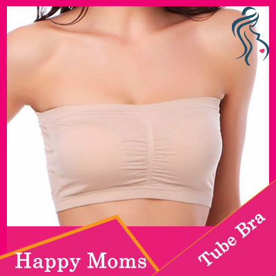 3b69bc9864c93 BRA15 Happymoms Tube Bra Nursing Bra for Pumping Maternity Photoshoot