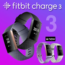 🔥Lowest Price!!🔥 Fitbit Charge 3 Fitness Activity Tracker /New Release