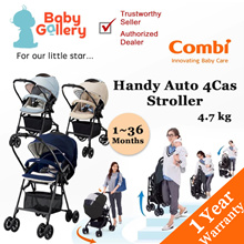 Combi Baby Mechacal Handy auto4Cas stroller 1-36 months  New ArrivalLocal Seller