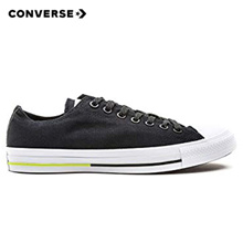 Converse Chuck Taylor All Star Ox (Black/White/Volt)