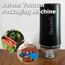 Balons vacuum packing machine + compression pack five pieces wtr-0619