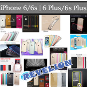 ★FREE Screen Protector![Stocks in SG]★Apple iPhone 6 / 6s iPhone 6 / 6s Plus Case Screen Protector