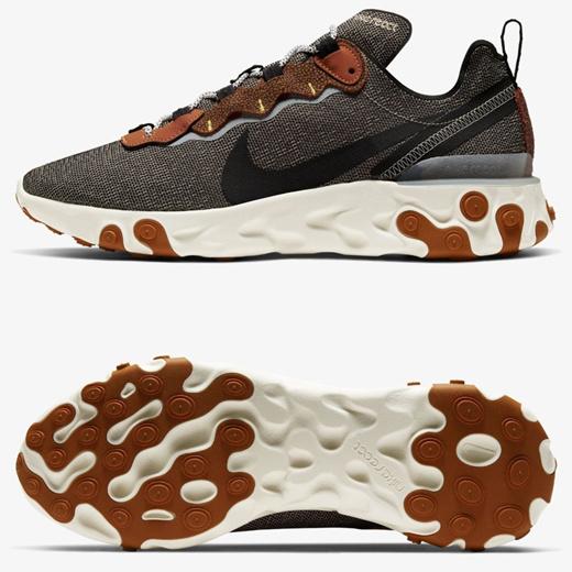[S$167.80][el365] Nike CD2153-200 React Element 55 Running Shoes