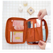 Multi Pouch Travel Toiletry Cosmetic Bag Ver 2 Water-Resistant B2907
