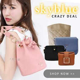 6d75dc14b849 COUPON · Skyblue-New Arrival Shoulder Bags Handbags Women Ladies Girls Bags
