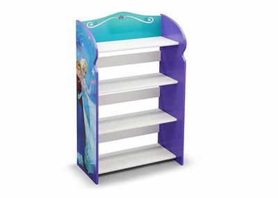Delta Kids Character 4 Shelf Bookcase Bookshelf Paw Patrol