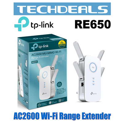 TP-Link 300Mbps WiFi Range Extender with AC Passthrough TL-WA860RE Renewed .