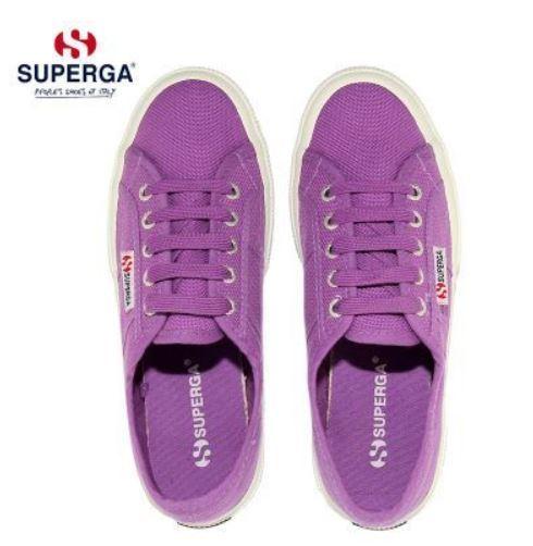 Superga 2750 G05 Purple Sneakers