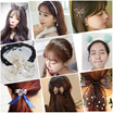 🎀Local seller Flat Shipping🎀Hair Accessories.Korean Japanese Style. Hairclip Hairpin Hairband
