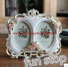 Hot new creative 5-inch Photo Frame 6 inch holes photo frame Wedding Gown Princess Room essential S1