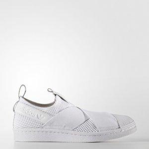Qoo10 -  Adidas   Unisex Originals  SUPERSTAR SlipOn W   BY 2885   Shoes 70003e4581665