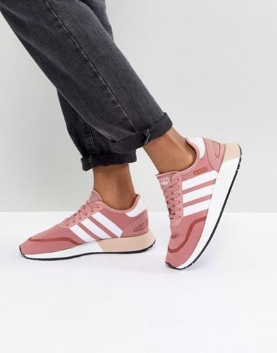 Qoo10 adidas Originals n 5923 zapatilla en color rosa: zapatos