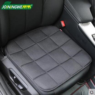 Bamboo charcoal car seat cushion breathable unrestrained backrest chair  cushions 49a87cd532fe6