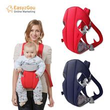 Infant Baby Carrier Backpack Practical Mom Front Back Carrying Bag