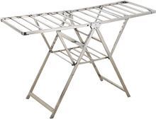 Laundry Hanger / Drying Rack / Clothes Rack - Stainless Steel -  CDR-33