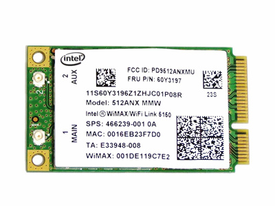 DOWNLOAD DRIVERS: INTEL WIMAX LINK 6150