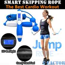 SMART Skipping  Rope/Jump Rope/Wireless Skipping Rope/Cardio Workout