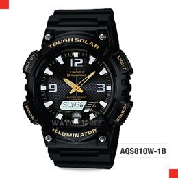 Casio Analog Digital Tough Solar Sports Watch AQS810W-1B. Free Shipping!