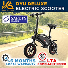 ★TOP SELLER★DYU DELUXE★LTA COMPLIANT★ESCOOTER★Electric Scooter★FREE Delivery