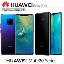 Huawei Mate 20 Series ( Mate20/ Mate20Pro/ Mate20X ) /128GB ROM/6GB RAM/2 Yrs Warrenty