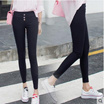 Scratchable Pencil Pants/ SKinny/ Look Slim