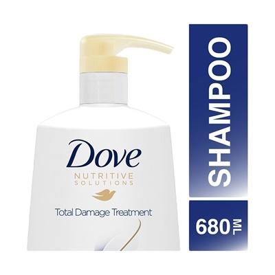Shampoo Dove Total Damage Treatment