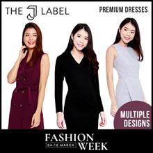 THE J LABEL- PREMIUM DRESSES