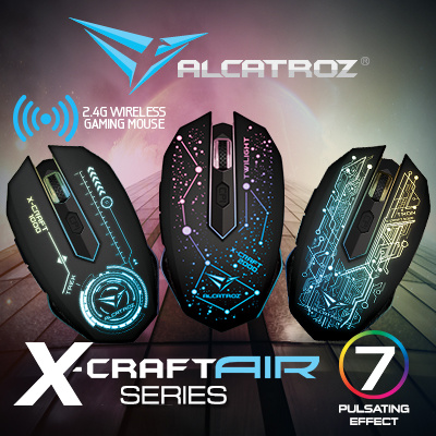 Wireless X-Craft Air 2 Deals for only S$24.9 instead of S$0
