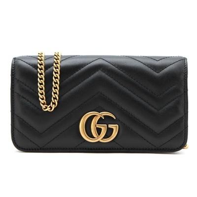 0410a3bf1 [Gucci] GG Marmont Mini 488426 DSVRT 1000 Women#39s Shoulder Bag