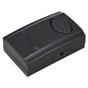 120dB Wireless Home Security Door Alarm System Vibrating Sensor Device
