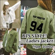 xx142 BTS Bangtan BoysBTS Bangtan Boys baseball Jacket zip jacket jacket