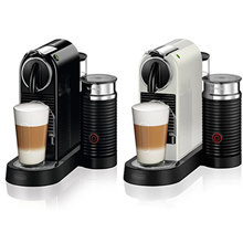 Nespresso City and Milk EN267 Black White
