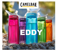 LATEST DESIGN! Camelbak EDDY Water Bottle 600ml - 1000ml | Non-Insulated | Sports  School